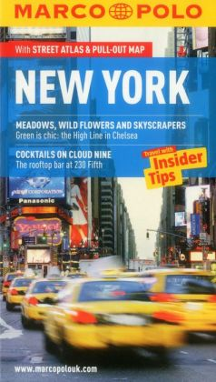 New York Marco Polo Guide