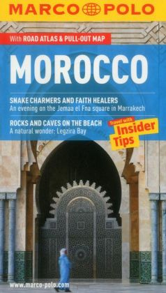 Morocco Marco Polo Guide