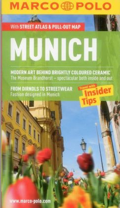 Munich Marco Polo Guide