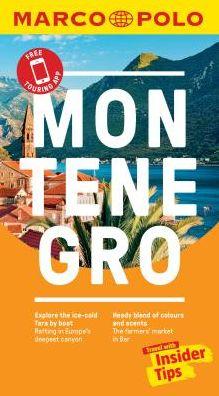 Montenegro Marco Polo Pocket Guide