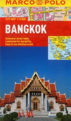 Bangkok Marco Polo City Map