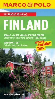 Finland Marco Polo Travel Guide: The best guide to Helsinki, Espoo and much more