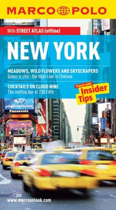 New York Marco Polo Travel Guide: The best guide to Brooklyn, Central Park, Chinatown and much more