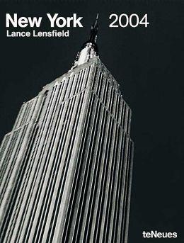 2004 New York - Lance Lensfield Poster Calendar
