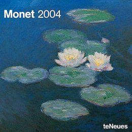 2004 Monet #2 Wall Calendar