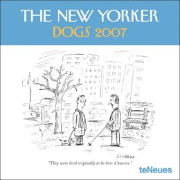 2007 The New Yorker Dogs Wall Calendar