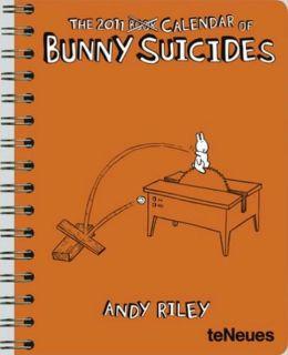 2011 Bunny Suicides Deluxe Engagement Calendar