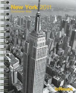2011 New York Deluxe Engagement Calendar