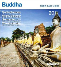 2011 Buddha Weekly Postcard Calendar