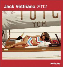 2012 Vettriano Poster Calendar
