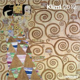 2012 Gustav Klimt Wall Calendar
