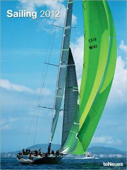 2012 Sailing Super Poster Calendar