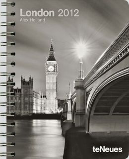 2012 London Deluxe Engagement Calendar