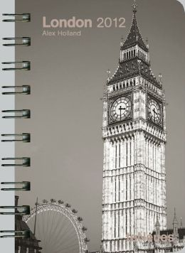 2012 London Deluxe Pocket Engagement Calendar