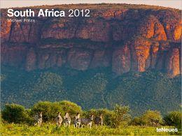 2012 South Africa Super Poster (Horizontal) Calendar