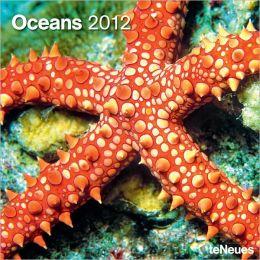 2012 Oceans Wall Calendar