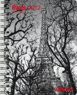 2012 Paris Deluxe Engagement Calendar