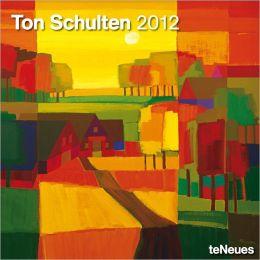 2012 Ton Schulten Wall Calendar