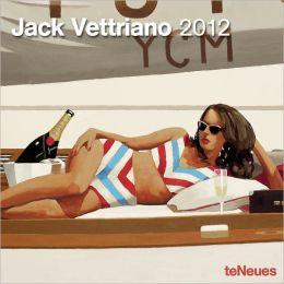 2012 Vettriano Mini Wall Calendar