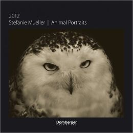 2012 Animal Portraits Domberger Wall Calendar