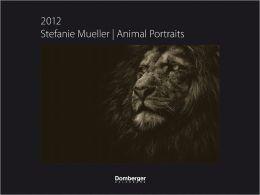2012 Animal Portraits Domberger Super Poster Calendar