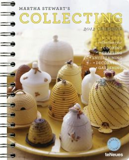 2012 Martha Stewart's Collecting Deluxe Engagement Calendar
