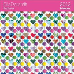 2012 Ella Doran Wall Calendar