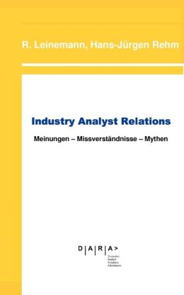 Industry Analyst Relations