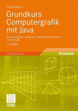 Grundkurs Computergrafik mit Java Frank Klawonn