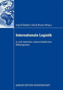 Internationale Logistik: in und zwischen unterschiedlichen Weltregionen