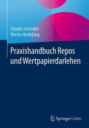 Praxishandbuch Wertpapierleihe