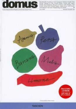 Domus, Vol. 12, 1995 1999