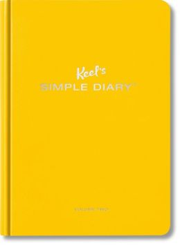 Keel's Simple Diary Volume Two (Vintage Yellow): The Ladybug Edition