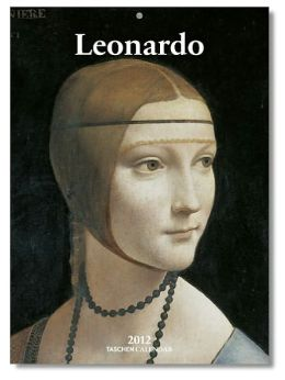 2012 Leonardo Tear-Off Weekly Wall Calendar