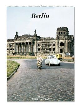 2012 Berlin Large Wall Calendar