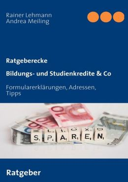 Bildungs- und Studienkredite & Co