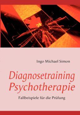 Diagnosetraining Psychotherapie