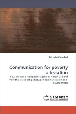 Communication for poverty alleviation