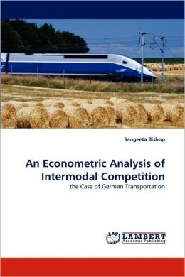 An Econometric Analysis Of Intermodal Competition
