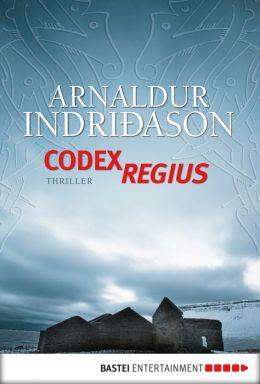 Codex Regius: Thriller