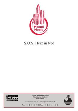 S.O.S. Herz in Not : as performed by Michael Holm, Single Songbook