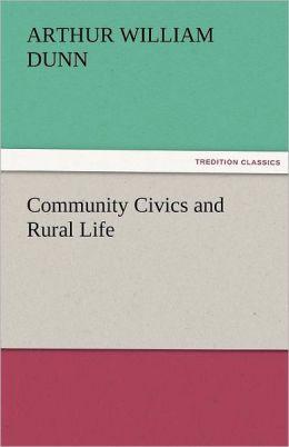 Community Civics and Rural Life