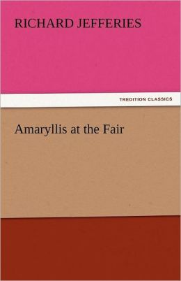 Amaryllis At The Fair