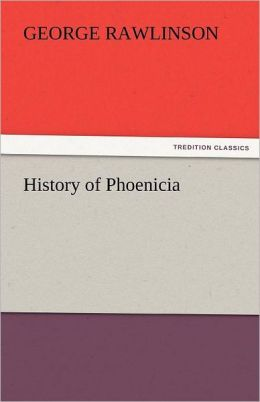 History of Phoenicia
