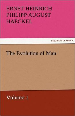 The Evolution Of Man - Volume 1