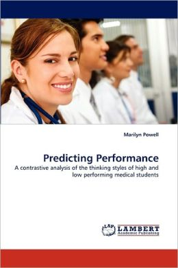 Predicting Performance