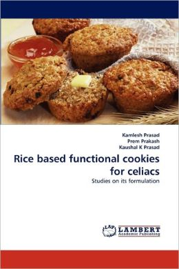 Rice Based Functional Cookies For Celiacs