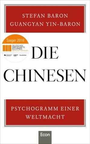 Book Die Chinesen: Psychogramm einer Weltmacht