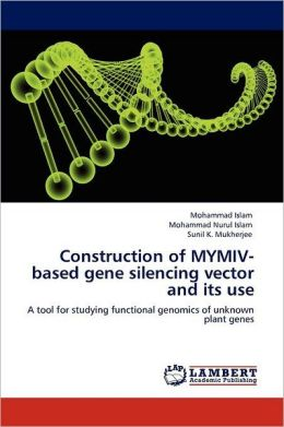 Construction Of Mymiv-Based Gene Silencing Vector And Its Use