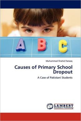 Causes Of Primary School Dropout